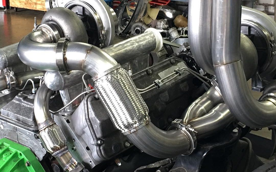 Is 3 Turbos too many? Not if done right.