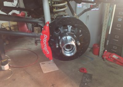 Custom Diesel Big Brake Kits