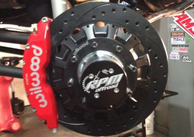 Lifted Truck Big Brake Kit